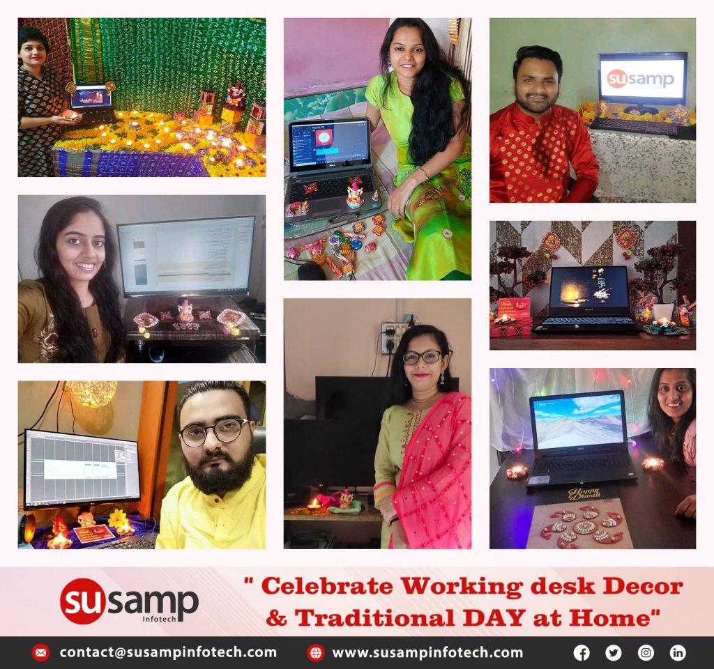 Diwali Celebration At Susamp Infotech