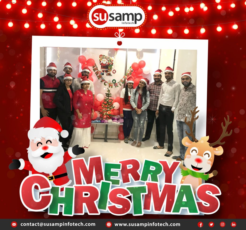 Susamp Christmas Celebration