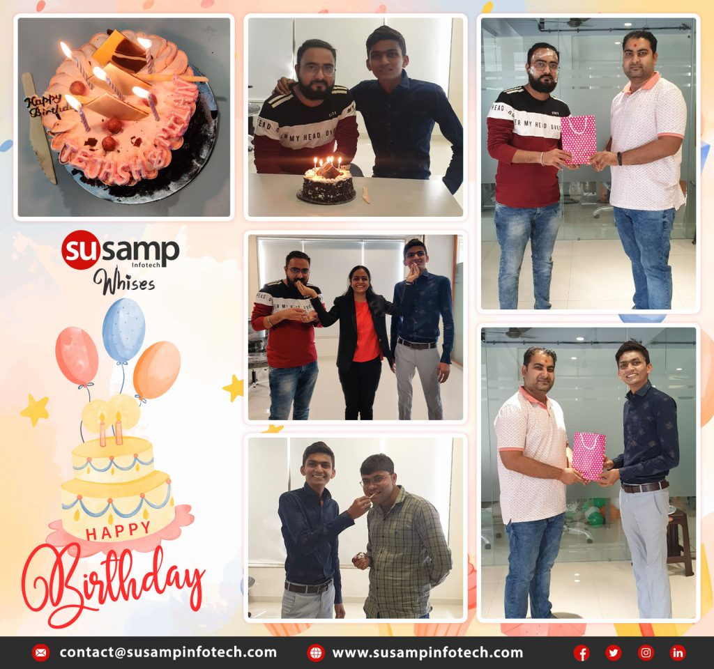 Birthday Celebration At Susamp