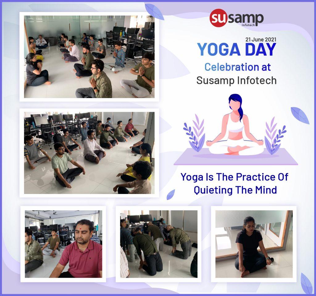 Yoga Day @ Susamp 2021